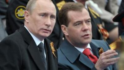 El presidente ruso enviará en su lugar a su primer ministro, Dmitri Medv...