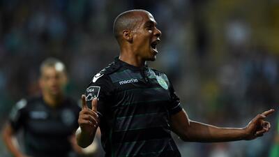 El Sporting de Lisboa le pegó al Tondela en el inicio de la Primeira Liga.