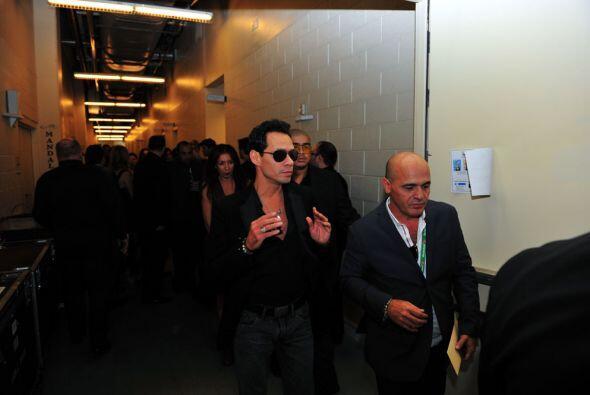 backstage 2013
