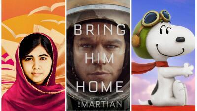 Mejores películas familiares del 2015