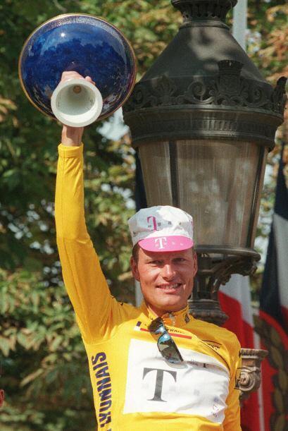 El primer gran escándalo de dopaje en el Tour de Francia se dio en 1996,...