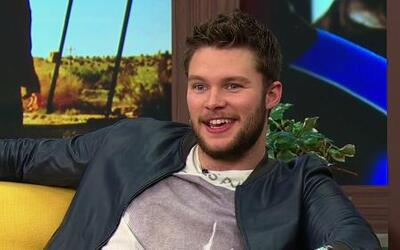 Jack Reynor de `Transformers: Dark Side of the Moon' visitó Despierta Am...