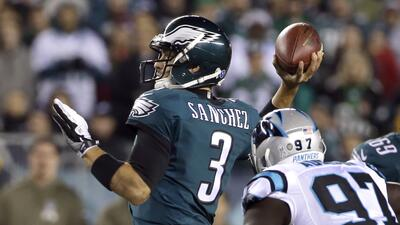 Highlights Semana 10: Carolina Panthers vs. Philadelphia Eagles