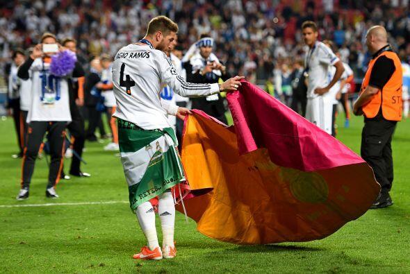 Luego de los tiempos extras el Real Madrid se impondría por goleada y aq...