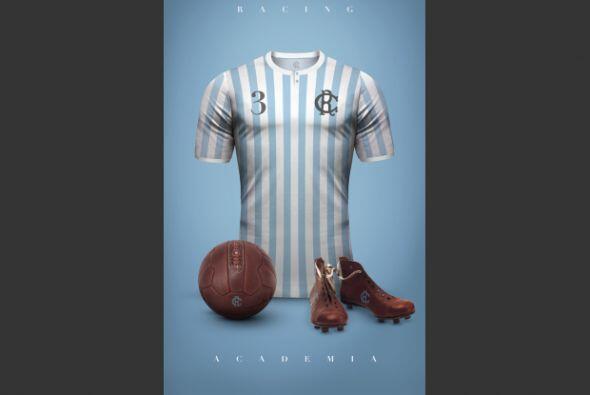 Emilio Sansolini, diseñador italo-argentino, ya había diseñado las playe...
