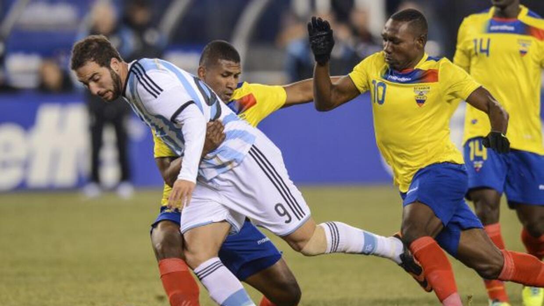 Ambas selecciones se preparan para encarar la Copa América.