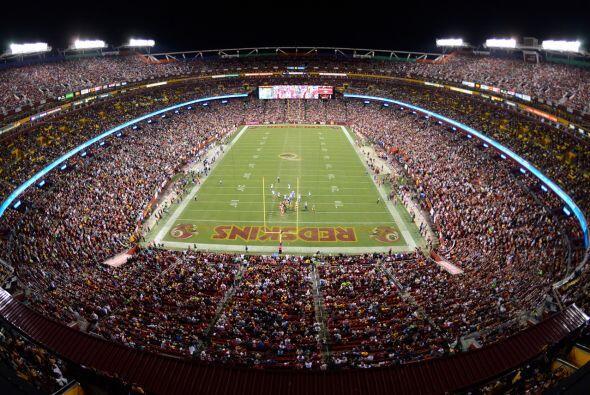 Domingo, Oct. 4 -- Eagles vs. Redskins, FedExField, Landover, Md. (AP-NFL).