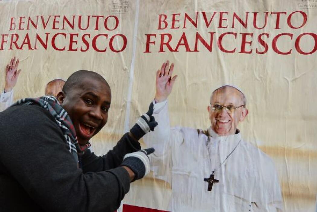 Los turistas en El Vaticano han repuntado.