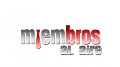 Miembros Al Aire es un programa donde cuatro hombres platican de sus exp...