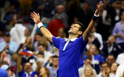 Djokovic gana a Federer la final del US Open