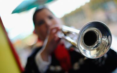 Mariachi Sol de México se prepara para dar concierto de Navidad en Coper...