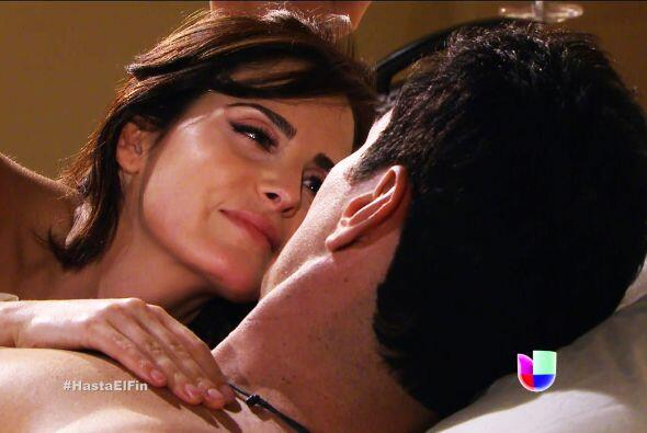 No Chava, no es Sofía, ¡despertaste al lado de Araceli!