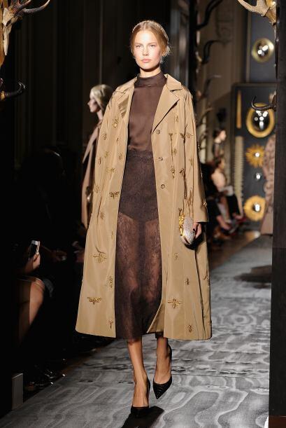 Un gurú de la moda como el famoso diseñador italiano Valentino nunca pue...