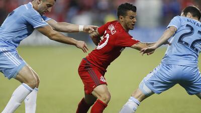 New York City FC vs Toronto FC