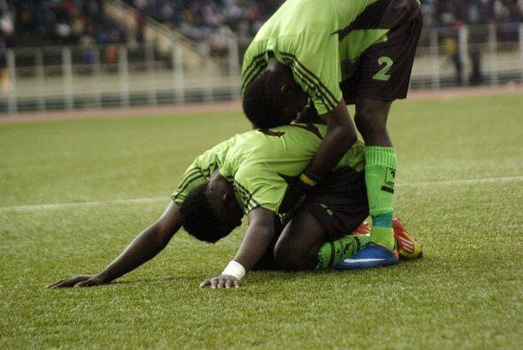 El Vita Club del Congo perdió en el partido de ida de la primera...