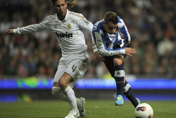 Xabier Prieto descontó para la Real Sociedad.
