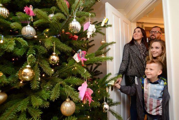 Este acto caritativo les devolvió la sonrisa a la familia puesto...