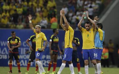 Brasil y Colombia jugarán por las víctimas del accidente d...