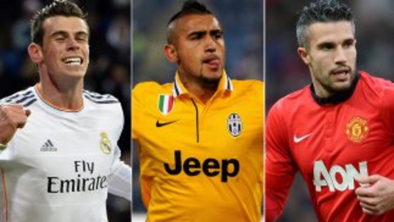 Mientas que clubes como el Madrid y el United ya tienen el boleto a octa...