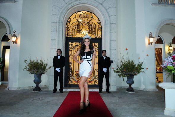 Marisela Demontecristo fungió como anfitriona y estuvo al pendien...