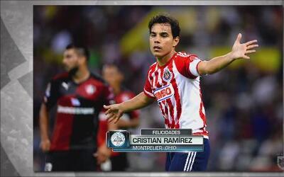 Cristian Ramírez adivinó el acertijo en Fanáticos del Frío