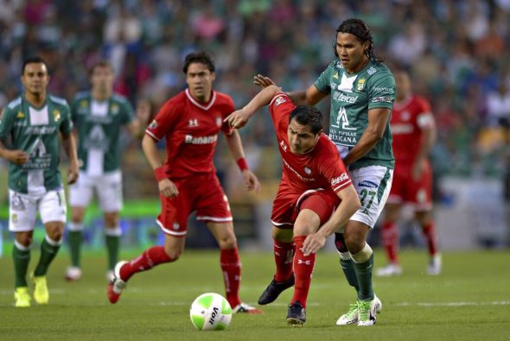 Antonio Ríos (7): El volante de contención de Toluca luchó contra el tri...