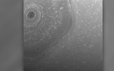 Estas son las nuevas imágenes del planeta Saturno y sus anillos mostrada...
