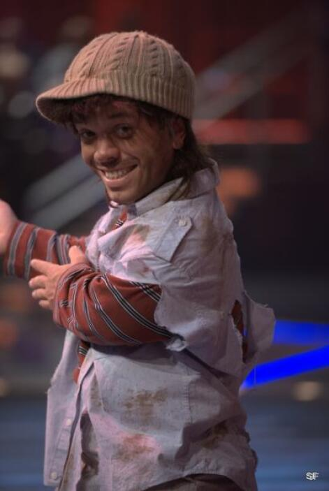Aunque Juanito siempre le hace ver su suerte al Chacal, con tantas trave...