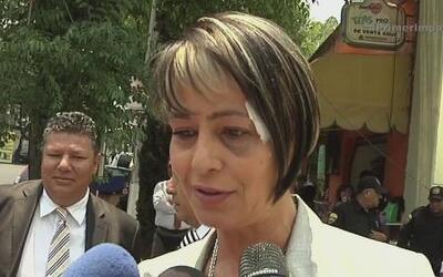 América Gabriel enfrenta a su agresor en un tribunal en México