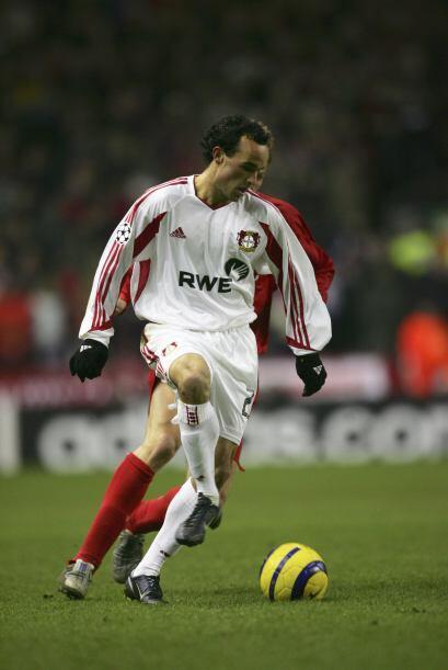 El volante destacó desde sus inicios en el Mundial Sub-17 de1999, lo que...