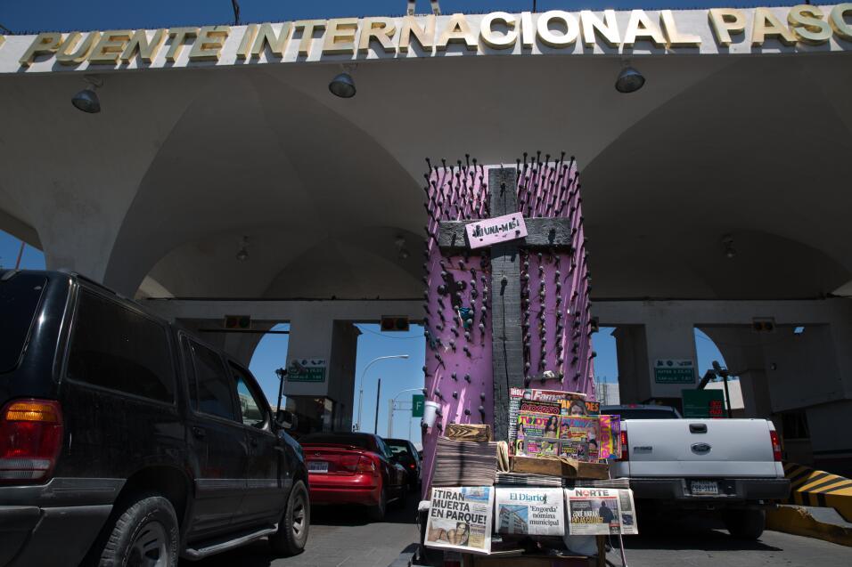 Entre 2008 y 2010,  Juárez fue considerada la ciudad más mortífera del m...