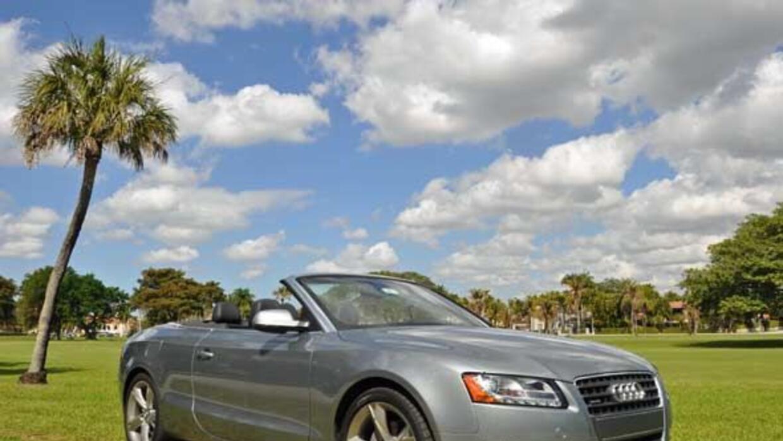 El modelo de prueba del Audi A5 Cabriolet 2011 tenía precio de venta de...