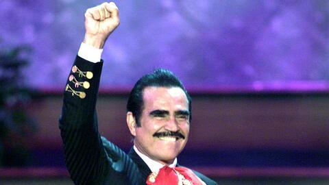 Alejandro y Vicente Fernández Jr. se refirieron a la salud de 'Chente'