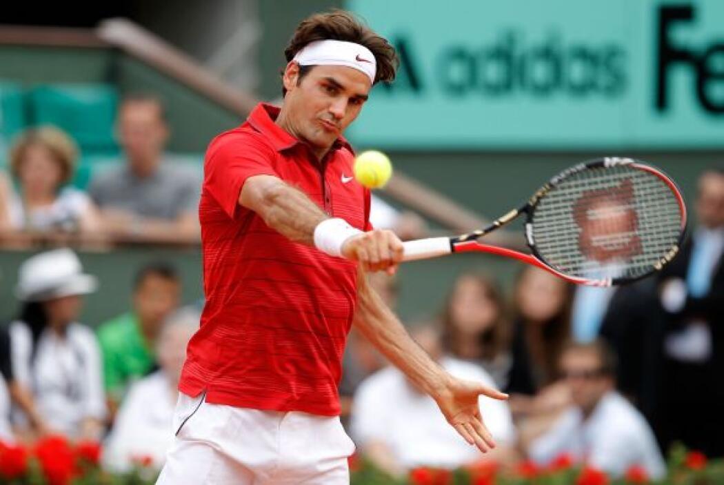 Con 29 años, se dice que la carrera de Federer podría estar llegando a s...