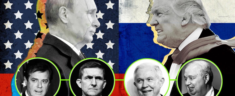 Trump y Putin están metidos en una trama con sabor de la Guerra Fría