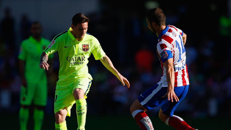 Atlético y Barcelona apoyarán a los refugiados.