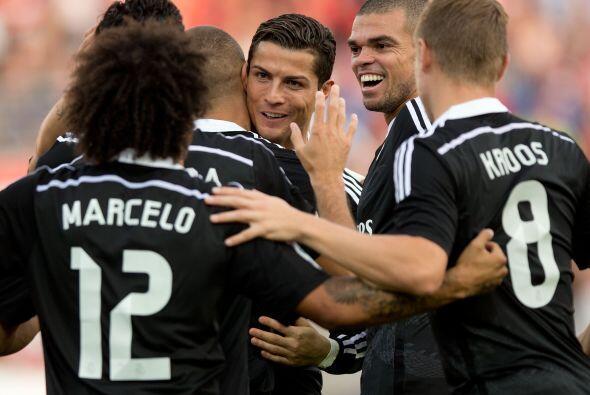 Mientras que el Madrid se metió al campo del Granada y lo venció con gol...