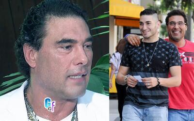 Eduardo Yáñez confesó que su hijo sufrió discriminación por el departame...