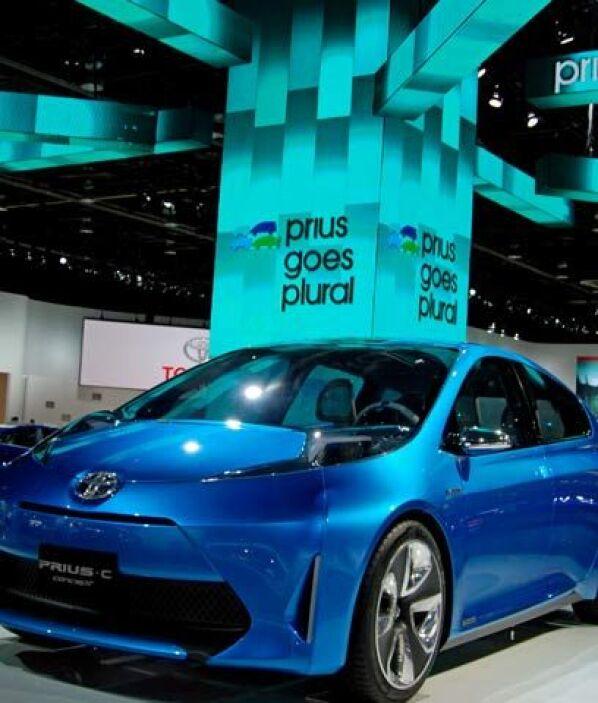 Un Prius para cada quienCon la expansión de la línea Prius, Toyota esper...