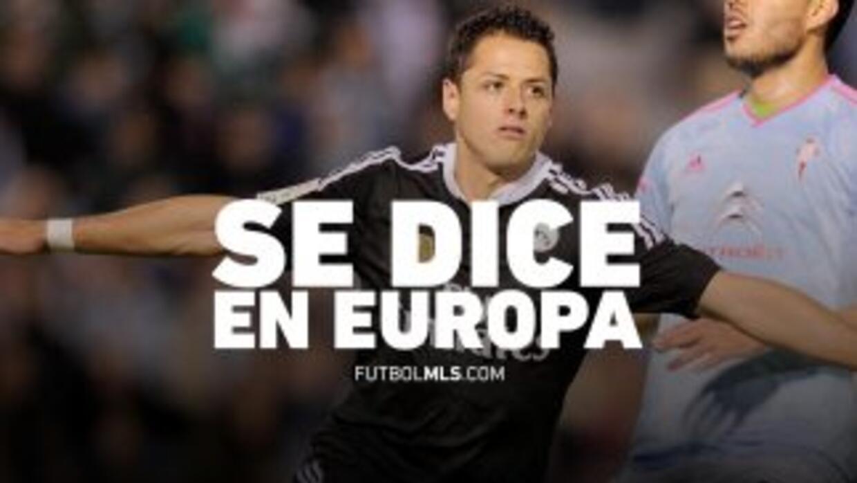 Se Dice en Europa: Chicharito no seguirá en el Madrid y la MLS sería una...