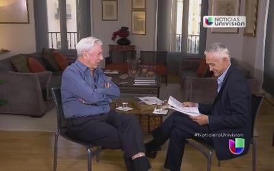 Mario Vargas Llosa no se quiere modernizar