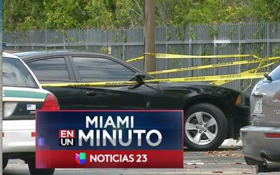 'Miami en un Minuto': autoridades investigan la muerte de dos personas t...
