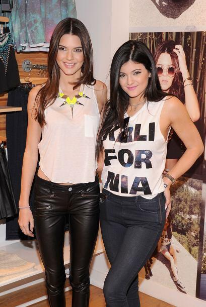 Kendall y Kylie Jenner ya son todas unas empresarias. Aquí presen...