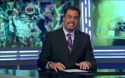 Fútbol Club: 'Bloopers' de los presentadores