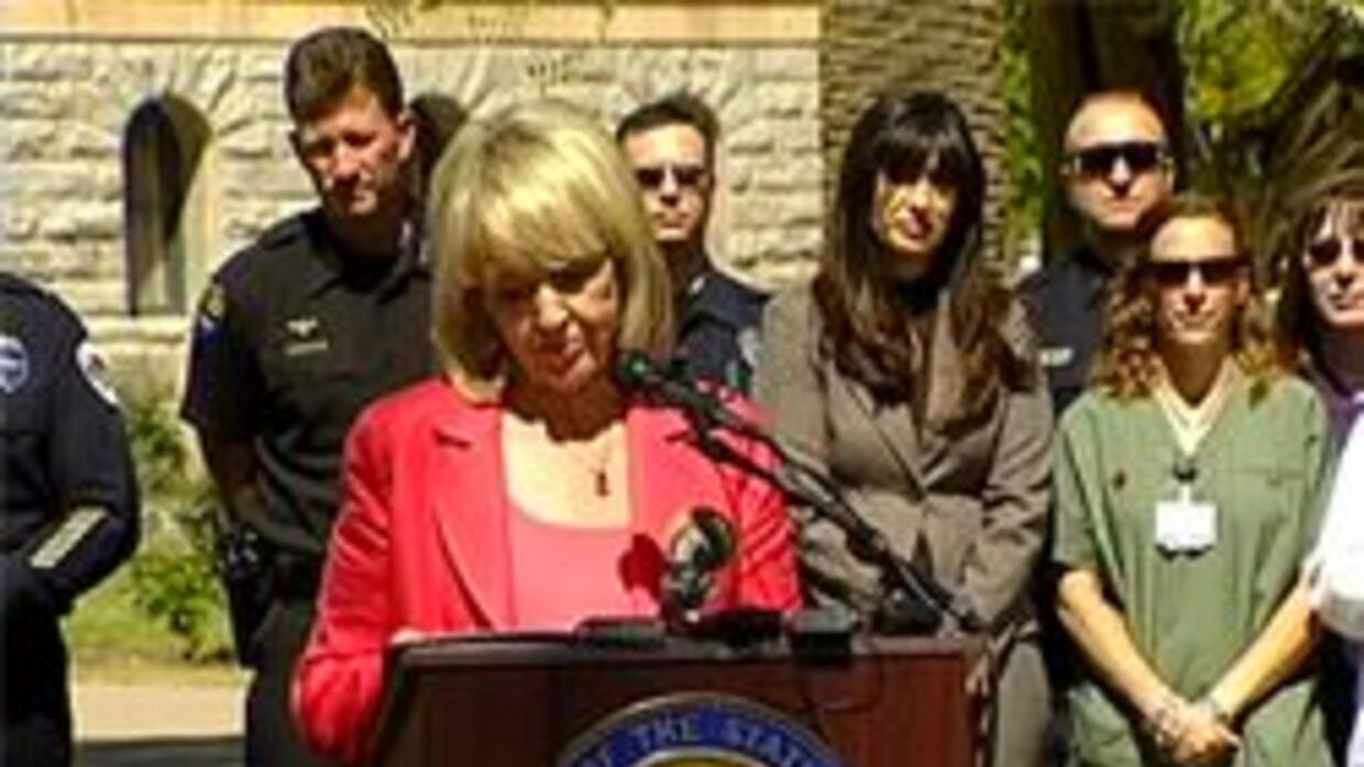 Gobernadora Jan Brewer