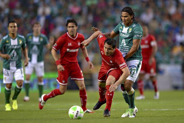 Antonio Ríos (7): El volante de contención de Toluca luch&...
