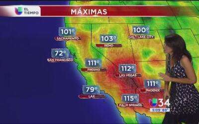 Alertan por la calidad del aire en varios condados del sur de California