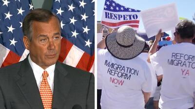 Republicanos ultiman detalles de una lista de principios sobre la reform...