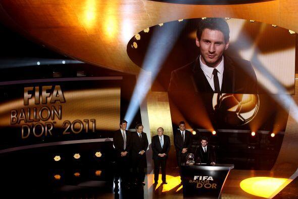Messi, a sus 24 años, hace historia y aún puede acrecentarla con el paso...