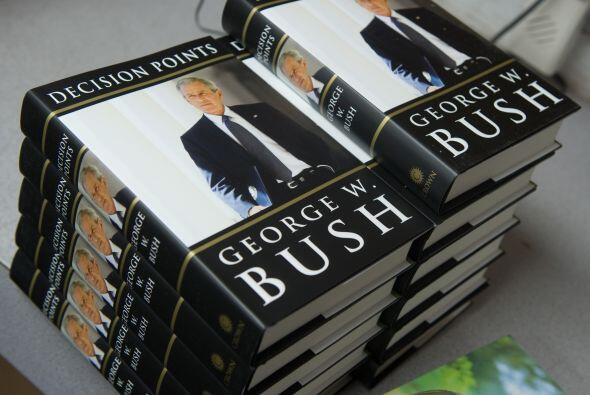 """El ex presidente asegura, sin embargo, que """"nadie estuvo tan descorazona..."""